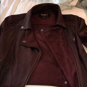 William Rast Suede Jacket